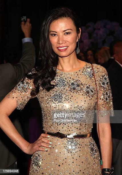 Wendi Murdoch attends the 2011 New Yorkers for Children Fall Gala at Cipriani 42nd Street on September 20 2011 in New York City
