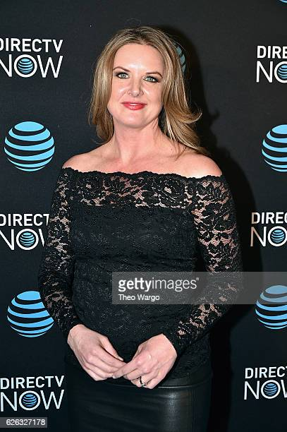 Wendi Nix attends the DirectTV Now Launch at Venue 57 on November 28 2016 in New York City
