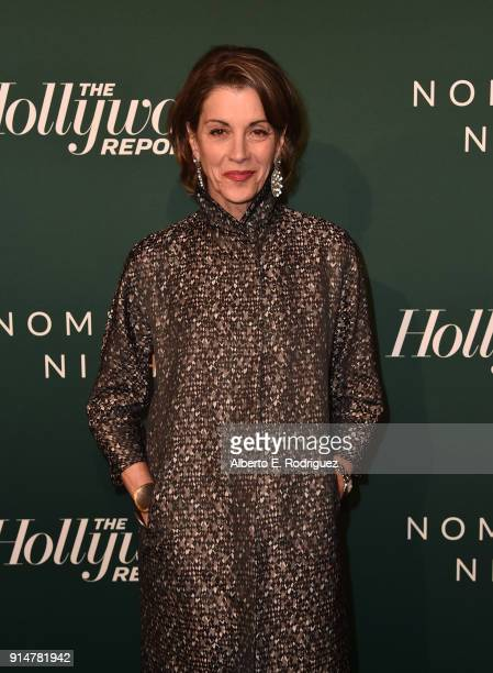 Wendie Malick attends the Hollywood Reporter's 6th Annual Nominees Night at CUT on February 5 2018 in Beverly Hills California