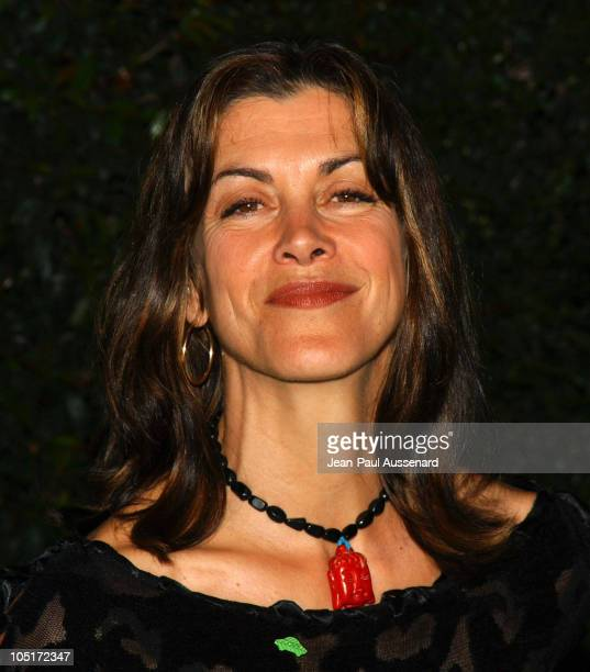 Wendie Malick during 13th Annual Environmental Media Awards at The Ebell Theatre in Los Angeles California United States