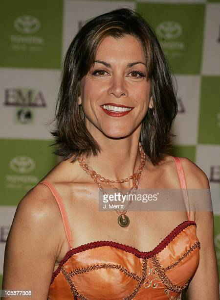 Wendie Malick during 14th Annual Environmental Media Association Awards at Wilshire Ebell Theatre in Los Angeles California United States