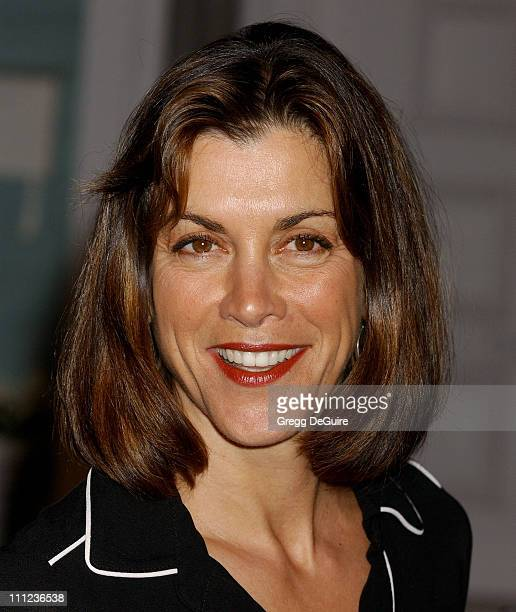 Wendie Malick during 2005 ABC Winter Press Tour Party Arrivals at Universal Studios in Universal City California United States