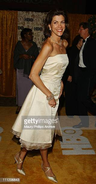 Wendie Malick during 54th Annual Primetime Emmy Awards HBO AfterParty at Spago at Spago Restaurant in Beverly Hills California United States