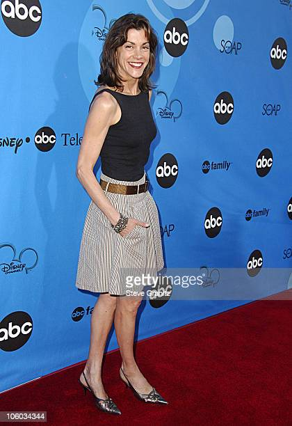 Wendie Malick during ABC All Star Party 2006 Arrivals at Rose Bowl in Pasadena California United States