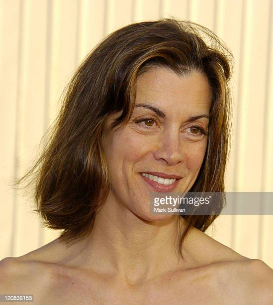 Wendie Malick during 'Frasier' Finale Party at The Barker Hanger at the Santa Monica Airport in Santa Monica California United States