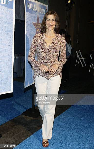 Wendie Malick during Hollywood Ocean Night Presented by Shifting Baselines Arrivals and Inside at Raleigh Studios in Hollywood California United...