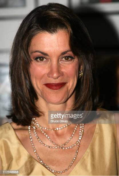 Wendie Malick during Opening Night of 'Burleigh Grimes' OffBroadway at New World Stages Theater Complex in New York City New York United States
