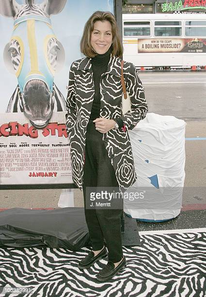 Wendie Malick during 'Racing Stripes' World Premiere Arrivals at Grauman's Chinese Theater in Hollywood California United States