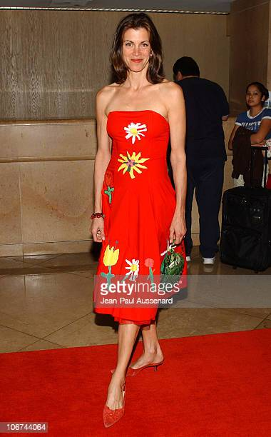 Wendie Malick during The 18th Annual Genesis Awards and 50th Anniversary of the Humane Society of the United States Arrivals at Beverly Hilton in...