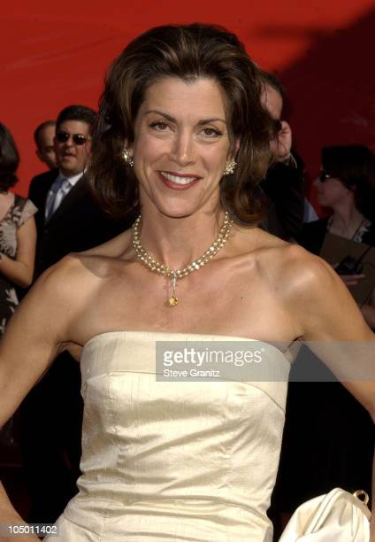 Wendie Malick during The 54th Annual Primetime Emmy Awards Arrivals at The Shrine Auditorium in Los Angeles California United States