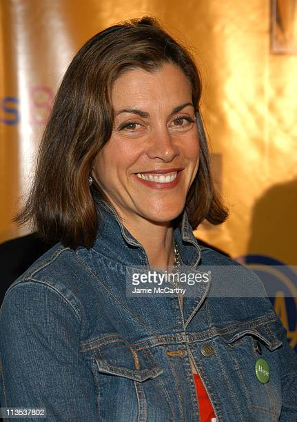 Wendie Malick during The Creative Coalition Benefit Gala for the First Amendment featuring The Red Hot Chili Peppers sponsored by Stoli and Kahlua at...