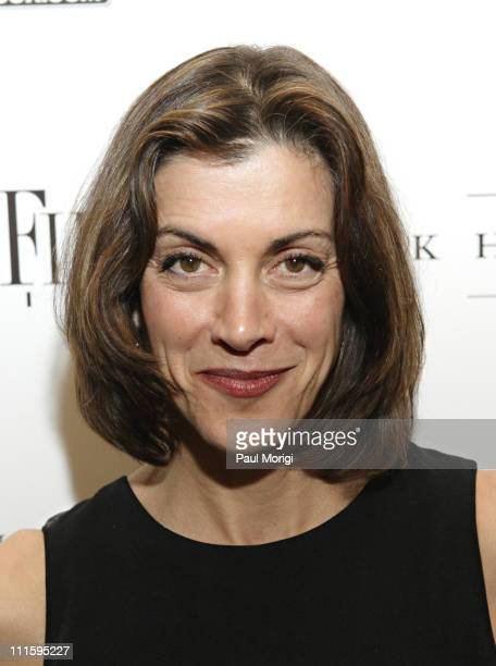 Wendie Malick during The Creative Coalition's Poker Detente 2007 at Park Hyatt Washington in Washington DC New York City United States