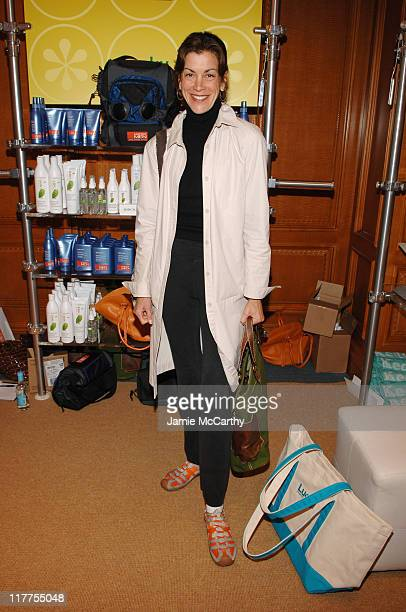 Wendie Malick during The Lucky Magazine Club 2006 Day 2 at The Ritz Carlton Central Park South in New York City New York United States