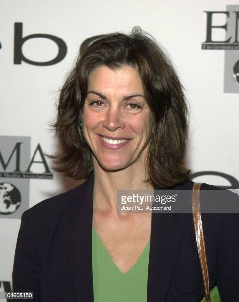 Wendie Malick during Vanity Fair_Bebe_EMA 'Rock the Casbah' Party at Les Deux Cafes in Hollywood California United States