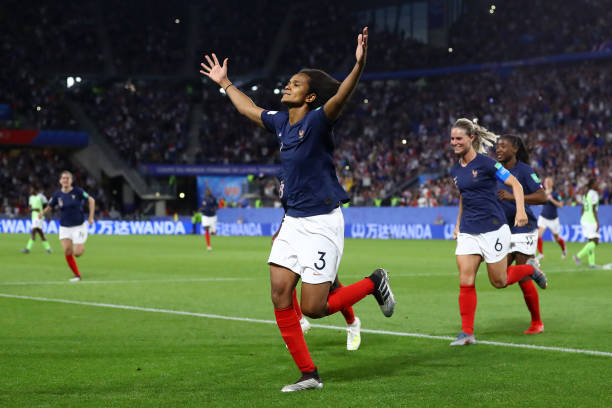 FRA: Nigeria v France: Group A - 2019 FIFA Women's World Cup France