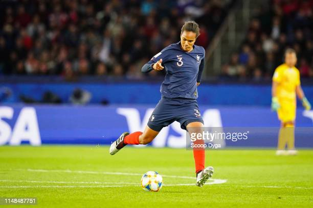 Wendie RENARD of France during the FIFA women's World Cup on June 7 2019 in Paris France