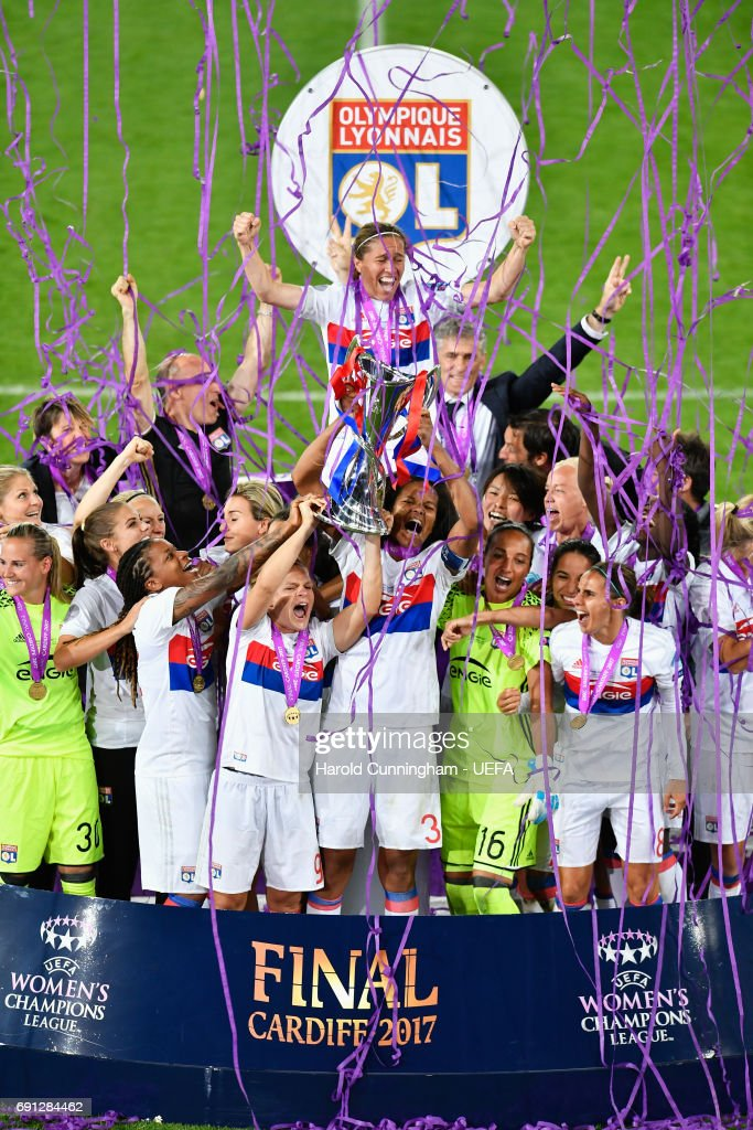 Lyon v Paris Saint Germain - UEFA Women's Champions League Final