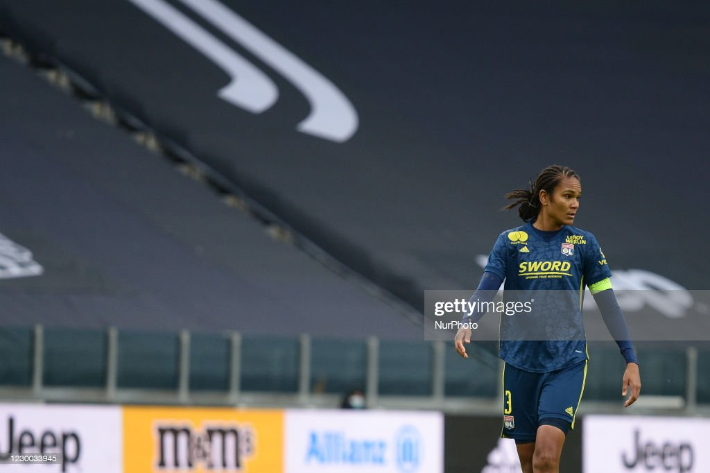 Juventus v Olympique Lyonnais - UEFA Women's Champions League : News Photo