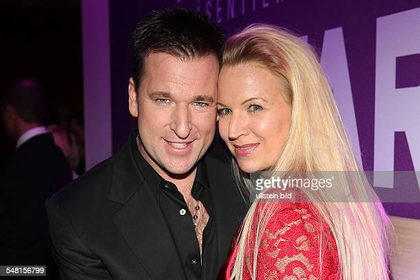Wendler Michael Musician Singer Pop Music Germany with wife Claudia
