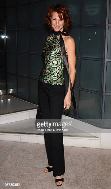 Wendy Braun during VLIFE and Hermes Host the 1st Annual Oscar Contenders Party in Partnership with Aston Martin and Absolut at Hermes Boutique in...