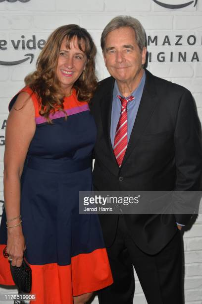 Wendy Bridges and Beau Bridges arrive at Amazon Prime Video Post Emmy Awards Party 2019 on September 22, 2019 in Los Angeles, California.