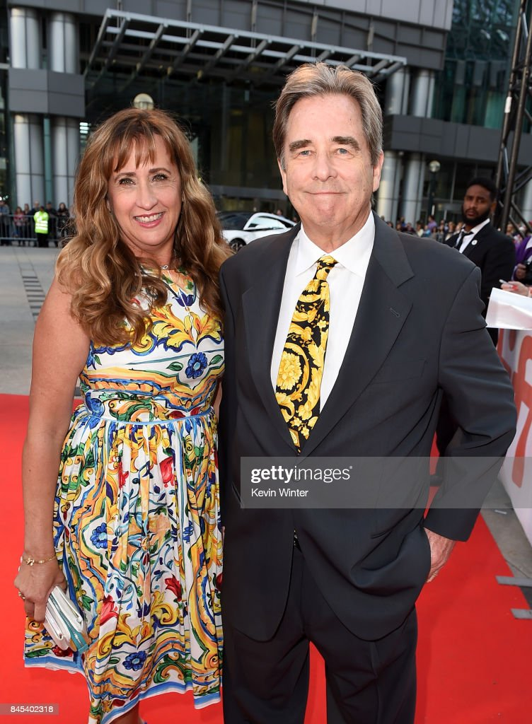 Wendy Bridges (L) and Beau Bridges attend 'The Mountain Between Us' premiere during the 2017 Toronto International Film Festival at Roy Thomson Hall on September 10, 2017 in Toronto, Canada.
