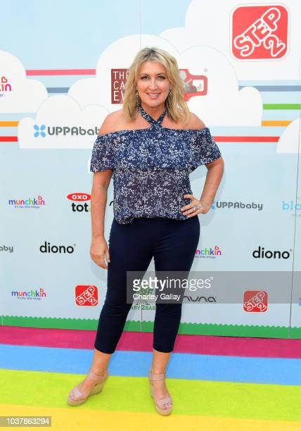 Wendy Burch attends Step2 Presents 7th Annual Celebrity Red CARpet event by New Bloom Media Benefitting Baby2Baby at Sony Pictures Studios on...