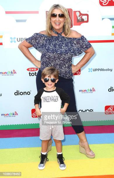 Wendy Burch attends Step2 Presents 7th Annual Celebrity Red CARpet Event by New Bloom Media Benefiting Baby 2 Baby at Sony Pictures Studios on...