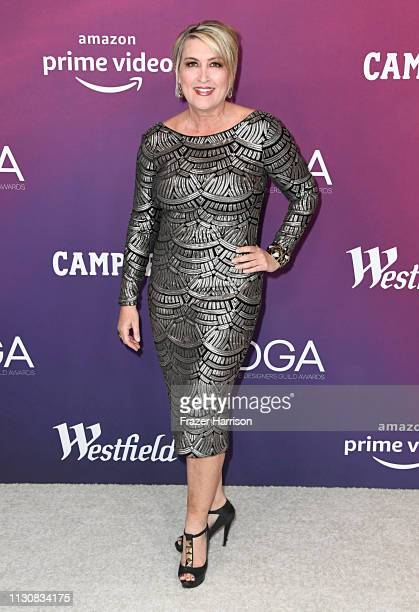 Wendy Burch attends The 21st CDGA at The Beverly Hilton Hotel on February 19 2019 in Beverly Hills California