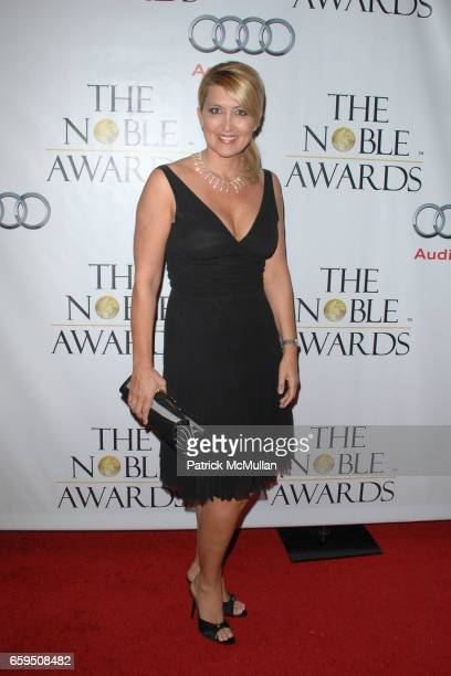 Wendy Burch attends THE NOBLE AWARDS at The Beverly Hills Hilton on October 18 2009 in Beverly Hills California