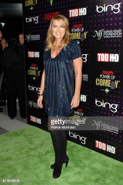 Wendy Burch attends Variety's Power of Comedy Event at Club Nokia on December 4 2010 in Los Angeles California