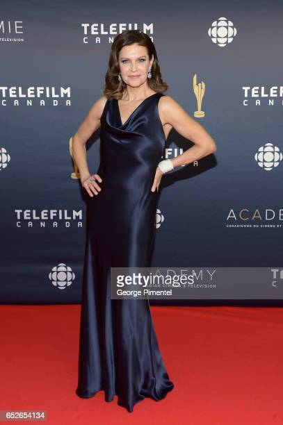 Wendy Crewson attends 2017 Canadian Screen Awards at Sony Centre For Performing Arts on March 12 2017 in Toronto Canada