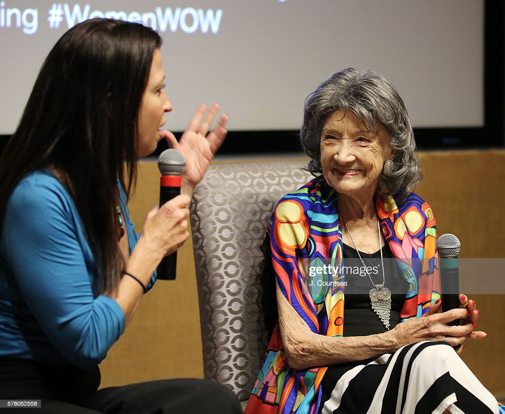 Celebrate Women In Business Core Club Breakfast Series With Tao Porchon-Lynch : News Photo