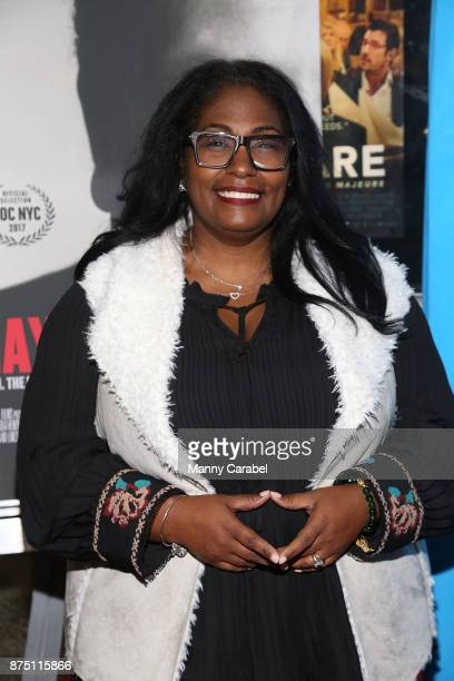 Wendy Eley Jackson attends the 2017 DOC NYC World Premiere of 'Maynard' at IFC Center on November 16 2017 in New York City