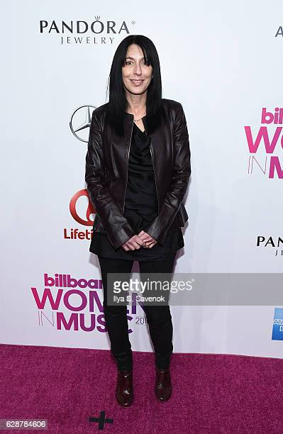 Wendy Goldstein attends Billboard Women In Music 2016 airing December 12th On Lifetime at Pier 36 on December 9 2016 in New York City