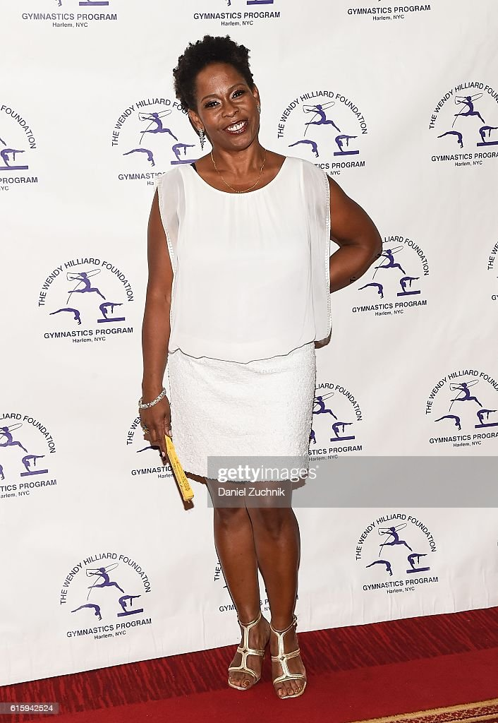 Wendy Hilliard attends the Wendy Hilliard Gymnastics Foundation 20th Anniversary Gala at New York Athletic Club on October 20, 2016 in New York City.