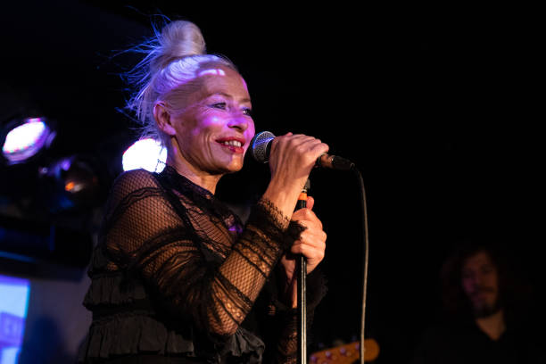 GBR: The Wendy James Band Perform At O2 Academy Islington