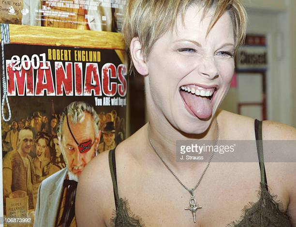 Wendy Kremer during '2001 Maniacs' DVD Release Party and Cast Signing at Hollywood Book Poster March 29 2006 at Hollywood Book Poster in Hollywood...
