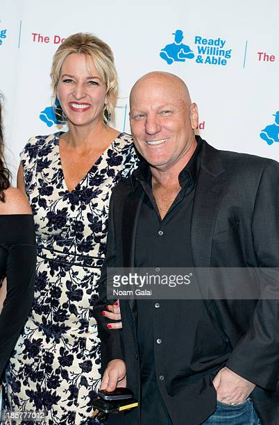 622c9d9cdf6 Wendy Madden and Steve Madden attend the 2013 Doe Fund gala at Cipriani  42nd Street on
