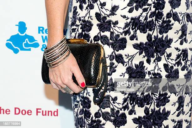 d23860f3bf3 Wendy Madden attends the 2013 Doe Fund gala at Cipriani 42nd Street on October  24 2013