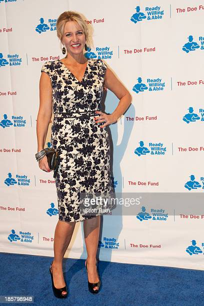 0bceb591d04 Wendy Madden attends the The Doe Fund 2013 Gala at Cipriani 42nd Street on October  24