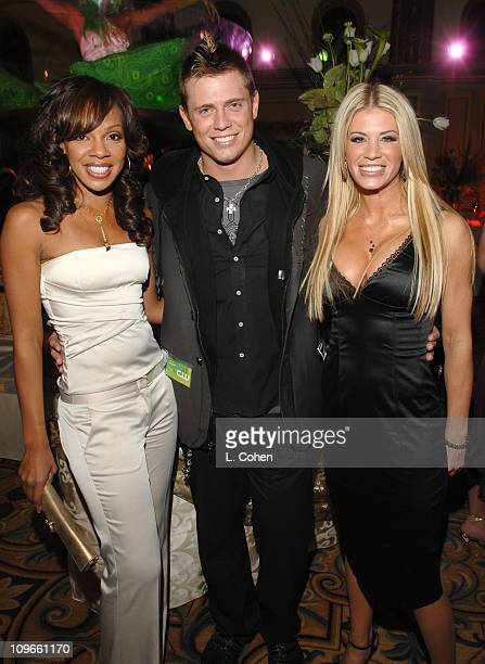 Wendy Raquel Robinson Mike Mizanin Ashley Massaro