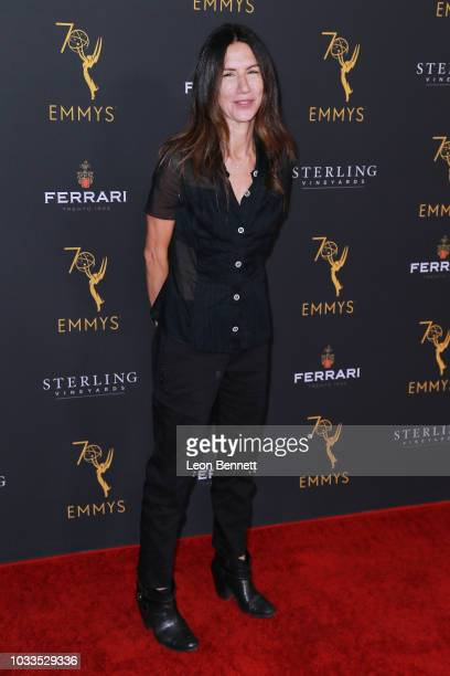 Wendy Riss attends the Television Academy Honors Emmy Nominated Producers at Montage Beverly Hills on September 14 2018 in Beverly Hills California