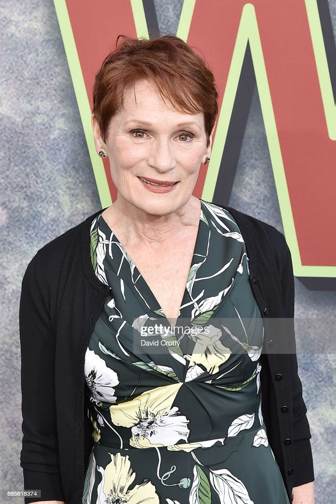 Wendy Robie attends the World Premiere Of Showtime's 'Twin Peaks' at The Theatre at Ace Hotel on May 19, 2017 in Los Angeles, California.