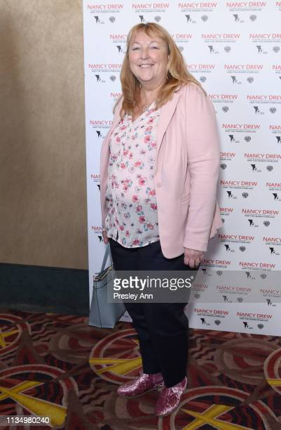 Wendy S Williams attends the red carpet premiere of 'Nancy Drew and the Hidden Staircase' at AMC Century City 15 on March 10 2019 in Century City...