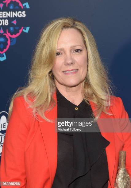 Wendy Schaal attends the 20th Century Fox 2018 LA Screenings Gala at Fox Studio Lot on May 24 2018 in Century City California