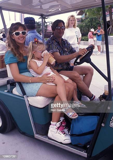Wendy Treece Bridges, Emily Bridges and Beau Bridges