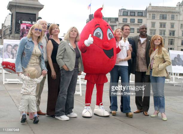 Wendy Turner, Ian Lavender, guest, Victoria Wood, Heather Mills-McCartney, Dr Hilary Jones, John Fashanu and Carol Decker