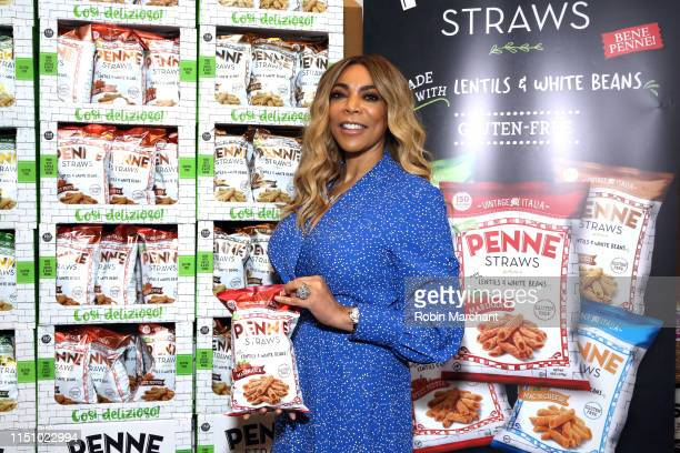 Wendy Williams At SNAXSationalBrandscom Booth At Sweets Snacks Expo on May 22 2019 in Chicago Illinois