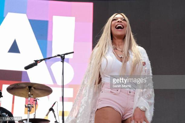 Wendy Williams attends LA Pride 2019 on June 8 2019 in West Hollywood California